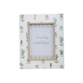 Fotorámeček Lovley Cactus