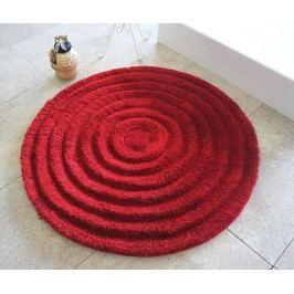 Předložka do koupelny Alessia Red 90 cm