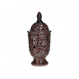 Dekorační nádoba s víkem Surya