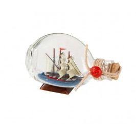 Dekorace Seal Ship Bottle