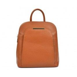 Batoh Glenda Cognac Dámské kabelky, batohy a peněženky