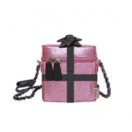 Kabelka Glitter Pink