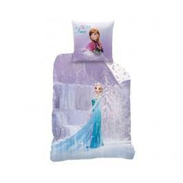 Ložní povlečení Single Frozen Cascade Povlečení pro děti