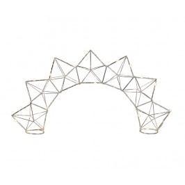 Světelná dekorace Edge Silver