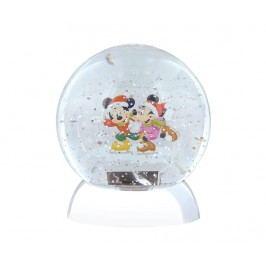 Světelná dekorace Mickey & Minnie Mouse Waterdazzler