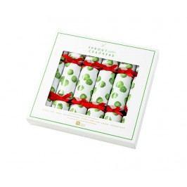 Sada 6 papírových pukaček Sprout Green
