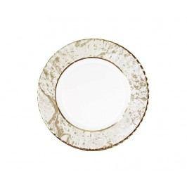 Sada 8 talířů na jednorázové použití Gold Love