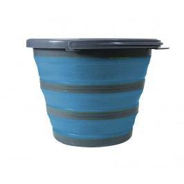 Rozkládací kbelík Bogoda Blue and Grey