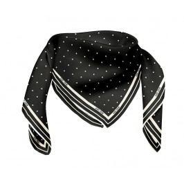 Šátek Star Beige 90x90 cm