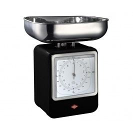 Kuchyňská váha s hodinami Zadie Black