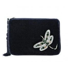 Obálková kabelka Dragonfly Blue