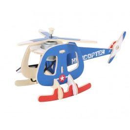 Hračka typu puzzle Solar Helicopter