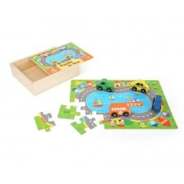 Puzzle 24 dílů Traffic
