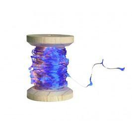 Světelná girlanda Bobine Blue