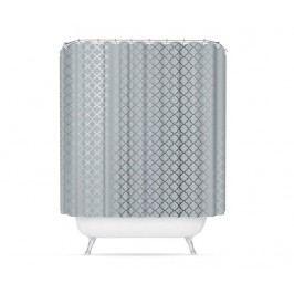 Sprchový závěs Aelius Grey 180x200 cm
