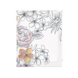 Zatemňovací roleta Japan Blossom 180x180 cm