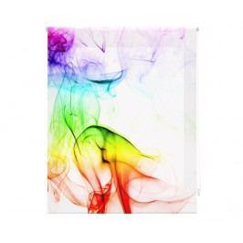 Zatemňovací roleta Color Mix 100x250 cm