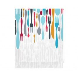 Zatemňovací roleta Meals 180x180 cm