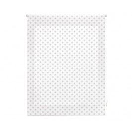Zatemňovací roleta Stars Grey 80x180 cm
