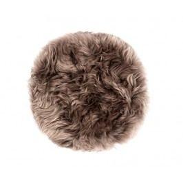 Polštář na sezení Fluffy Taupe 35 cm