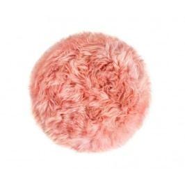 Polštář na sezení Fluffy Pink 35 cm