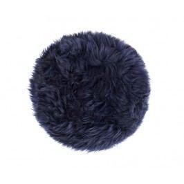 Polštář na sezení Fluffy Blue 35 cm