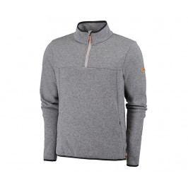 Pánské triko s dlouhým rukávem Skane Grey L