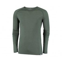 Pánské triko s dlouhým rukávem Pure Moss XL