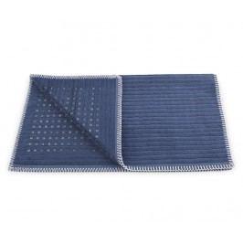 Předložka do koupelny Cambria Bamboo Square Jeans 60x60 cm