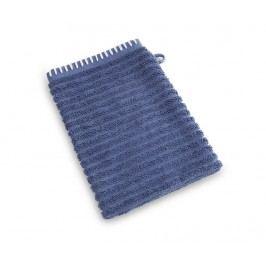 Sada 6 koupelnových rukavic Cambria Bamboo Jeans 16x21 cm