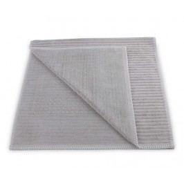 Předložka do koupelny Cambria Bamboo Glacier Grey 60x100 cm