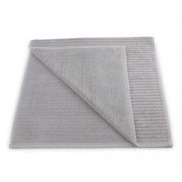 Předložka do koupelny Cambria Bamboo Glacier Grey 70x140 cm