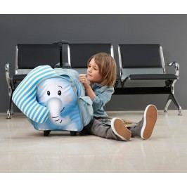 Dětský kufr na kolečkách a batoh