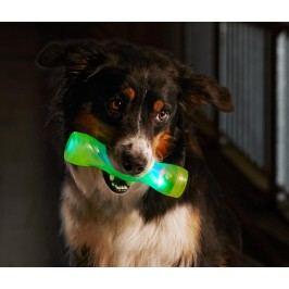 Aportovací pomůcka s LED pro psy