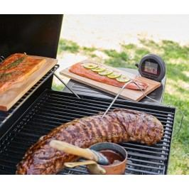 Vpichový teploměr s funkcí Bluetooth® na pečení a grilování