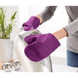 Rukavice na čištění stříbra