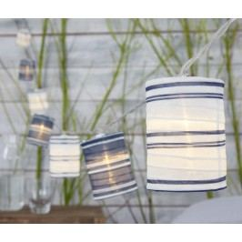 Světelný řetěz LED s lampionky
