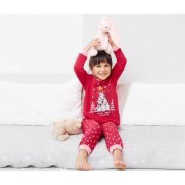 Pyžamo z interlokové pleteniny