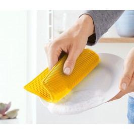 Silikonový hadřík na nádobí