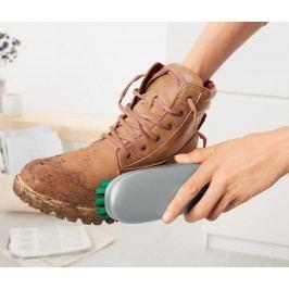 Kartáč na čištění obuvi 2 v 1