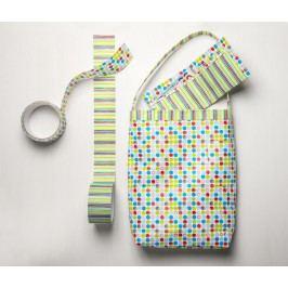 Sada na tvoření s textilní páskou