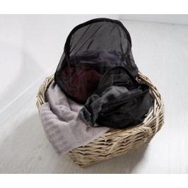 Síťky na praní, černé, 2 ks